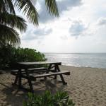 Batu Ferringhi beach in Penang, Malaysia.