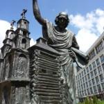 Belorussian statue in Minsk