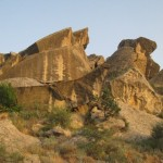 Cave complex of Gobustan