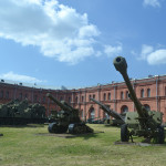 Military Historical Museum of Artillery, in St Petersburg.