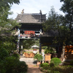 Five Phoenix Temple in Lijiang.