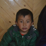 Naxi boy in Baisha.