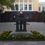 Memorial site in Kerch.