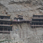 Hanging Monastery near Datong.