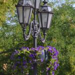 Streetlights in Odessa.