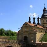 Headquarters at Nesvizh Castle