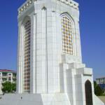 Huseyn Javid Mausoleum in Nakhchivan