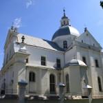 Monastery at Nesvizh Castle