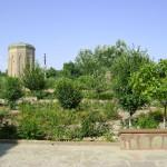 The Khan's summer palace at Nakhchivan.