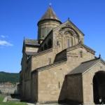 Svetitskhoveli Cathedral in Mtskhete
