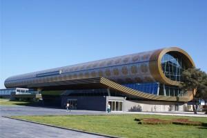 Azeri Carpet Museum in Baku.