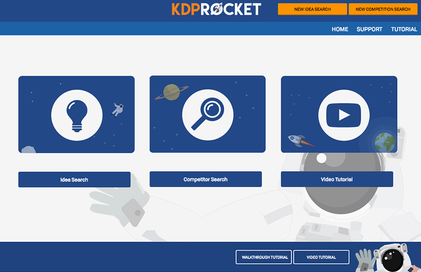 KDP Rocket review.