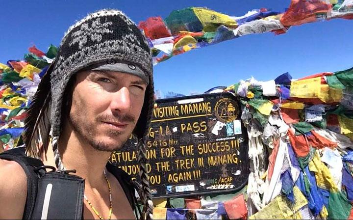 Throng La Pass, Nepal.
