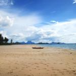 Empty beaches of El Nido, Palawan