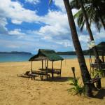 Nacpan Beach, El Nido, Philippines