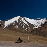 Ak-Baital pass, Tajikistan