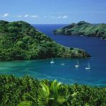 Anaho Bay, Nuku Hiva Island, Marquesas Islands