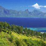 Nuku Hiva island.
