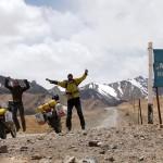 Pamir pass, Tajikistan.