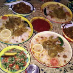 Saudi Arabian food