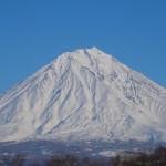 Koryaksky Volcano, Kamchatka.