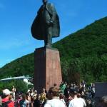 Lenin Square, Petropavlovsk