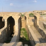 Old Water Cisterns at Mardin.
