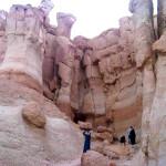 Cave complex in Al Ahsa.