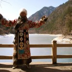 Johnny Ward at Jiuzhaigou National Park