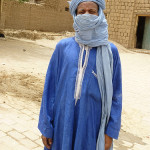 Tuareg man in Timbuktu