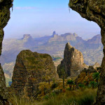 Great Rift Valley in Ethiopia.