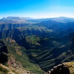 Simian mountains, Ethiopia.