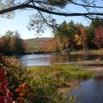 Fall, New England.