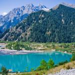 Tianshan mountain range, Kazakhstan.