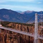 Royal Gorge Bridge, Colorado.