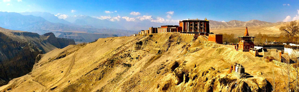 Tsarang Monastery, Tsarang, Upper Mustang