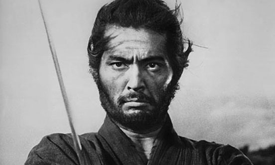 Toshiro Mifune had a powerful presence which made him a loved figure in Japanese films.