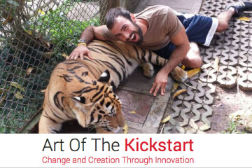 Matt Ward, Art of the Kickstart.