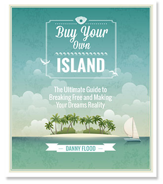 Buy Your Own Island, a new book about lifestyle design