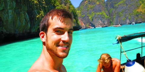 Grant Weherly, digital nomad