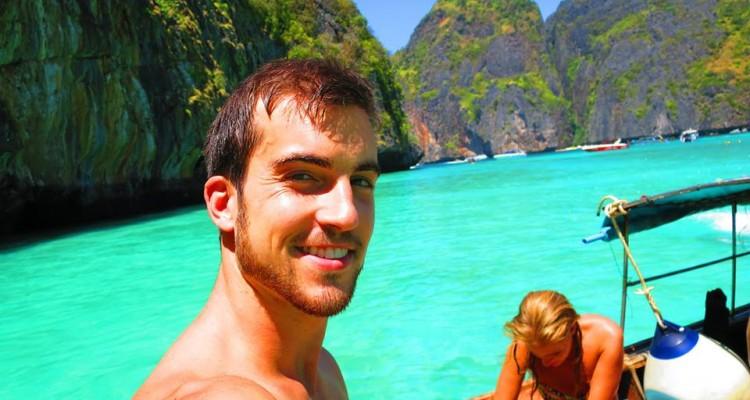 Grant Weherly, digital nomad