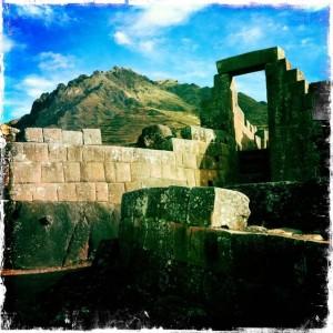 Macchu Picchu, Entrepreneur's Awakening
