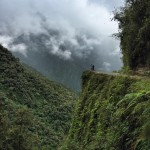 Yungas Road, Bolivia.