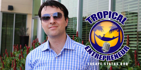 Interview with Josh Denning from the Tropical Entrepreneur.