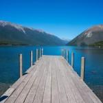 Nelson Lake, New Zealand.