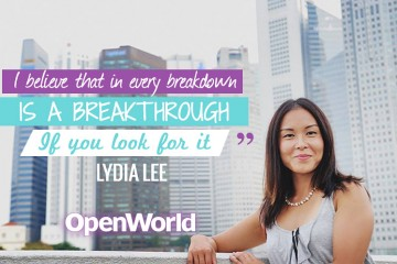 Lydia Lee, Screw the Cubicle