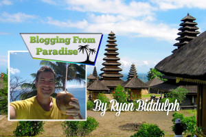 Ryan Biddulph, Blogging from Paradise.