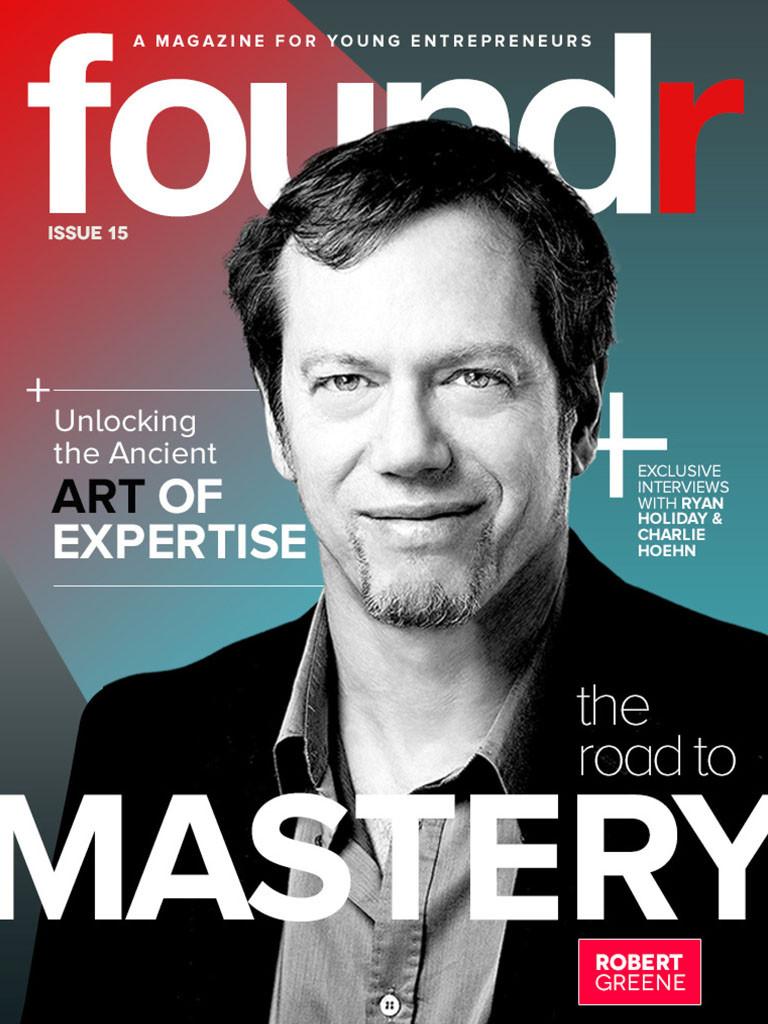 Foundr magazine.