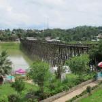 Sangkhlaburi, Thailand.