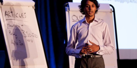 Kavit Haria, founder of Insider Internet Success